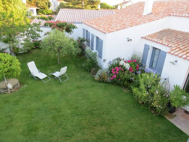 Photos Chambre d'hôtes Noirmoutier Brin de Palmier vacances Vendée