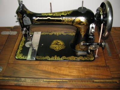 stoewer sewing machine