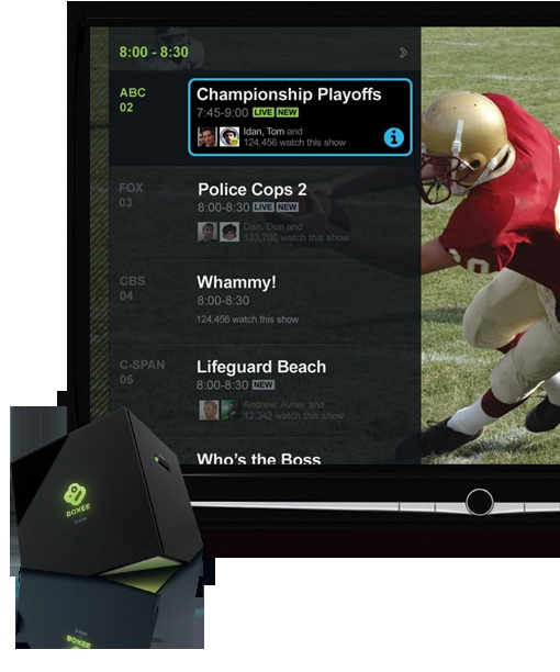 I ordered the Boxee Box Live a couple of days ago, not sure if I will really get free HD channels but I am willing to find out :)