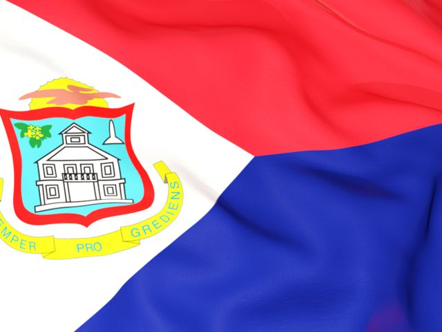 Flag background. Download flag icon of Sint Maarten at PNG format