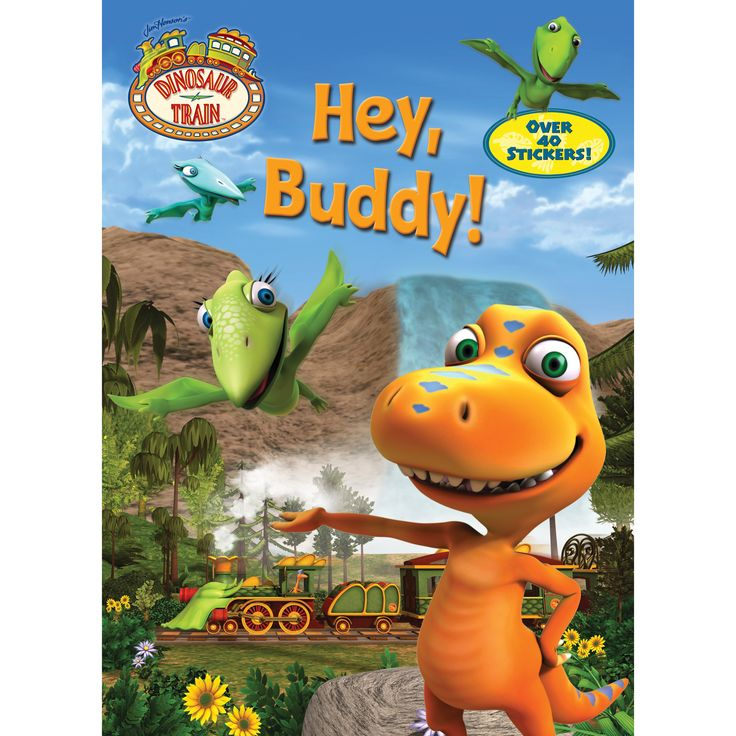 The Official PBS KIDS Shop Dinosaur Train Hey, Buddy