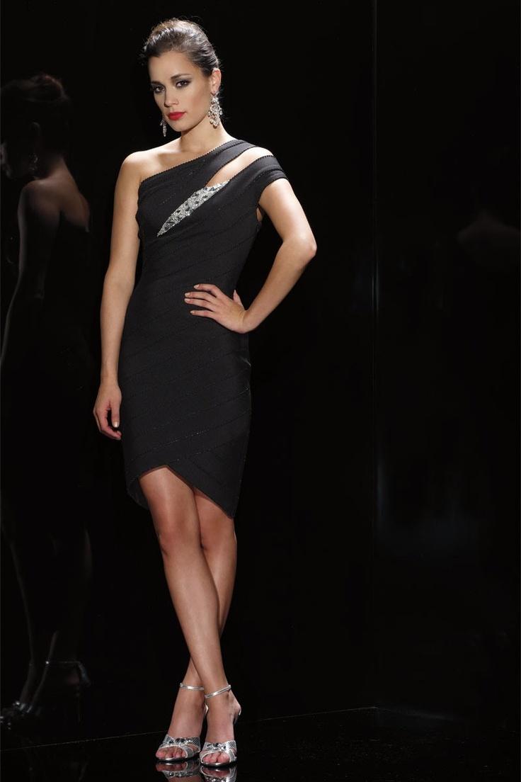 Black After Five Dresses