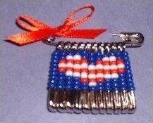 Liberty Pin Patterns 1-3