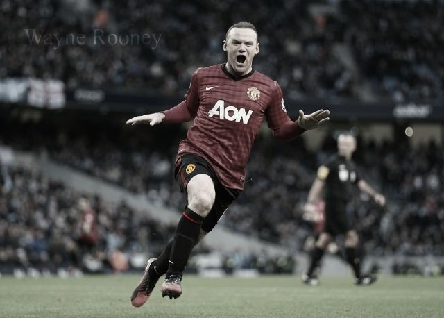 Wayne Rooney #Respect #ManU #Madrid