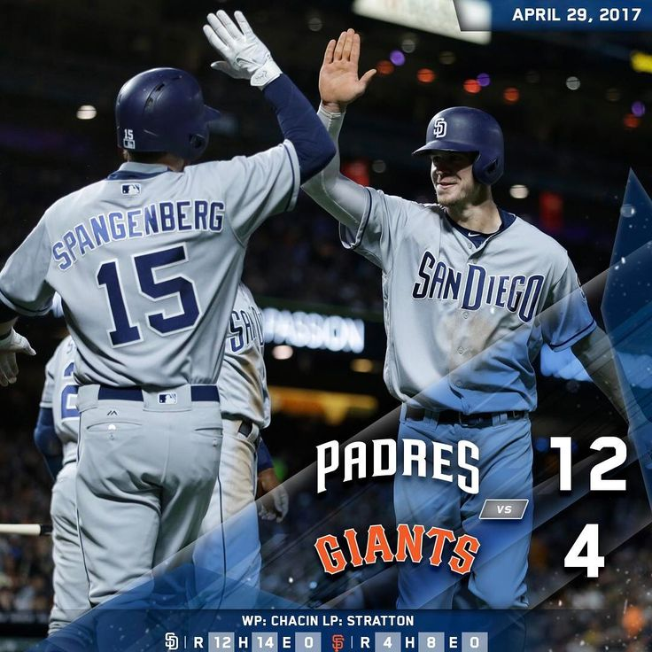 RECAP: Padres bash their way to victory over Giants... |  #bash #giants #Padres #Recap #victory