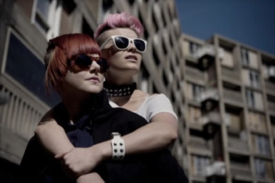 Danielle Watson & Chanel Cresswell - This is England '86