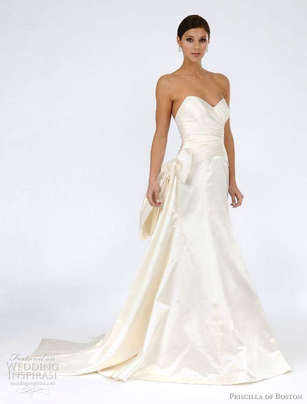 25 best ideas about priscilla of boston wedding dresses for Priscilla of boston wedding dresses