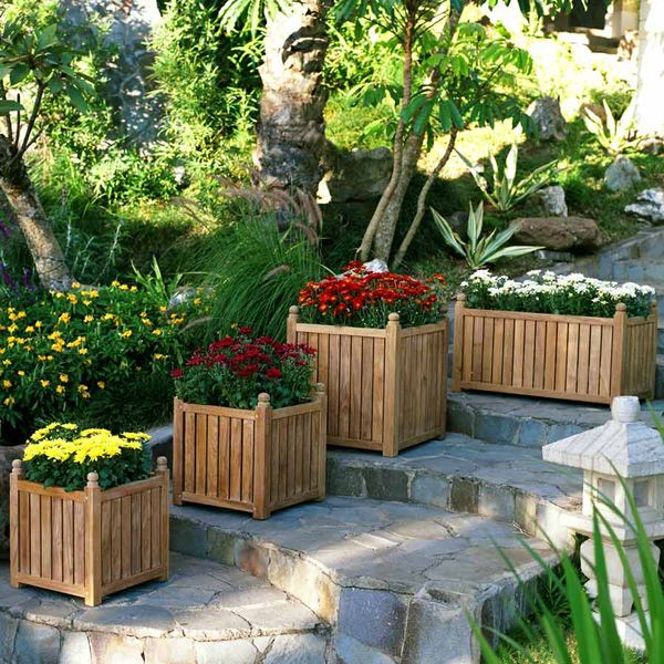 TB FL16 18 22 36 L Home Garden Pots and Planters for Decorating Garden Ideas
