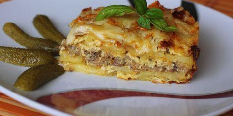 Francúzske zemiaky - FIT verzia - Tinkine recepty