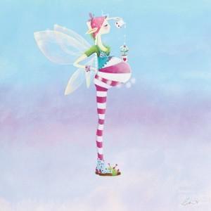 Lorrie McFaul...A pregnant faerie