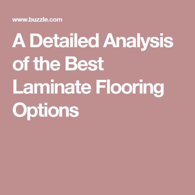 1000 Ideas About Laminate Flooring On Pinterest