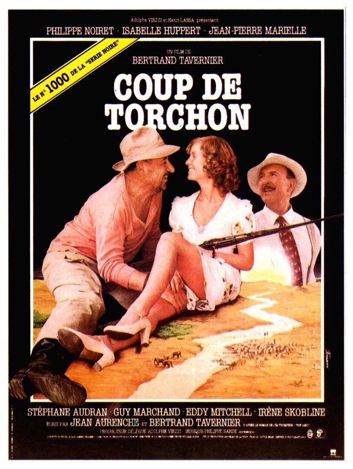 128 best philippe noiret et ses films images on pinterest movie covers movies and cinema - Isabelle huppert coup de torchon ...