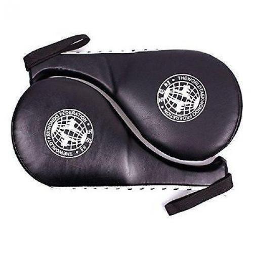 Taekwondo Double Kick Pad Target Tae Kwon Do Karate Kickboxing Training Pro New #doesnotapply