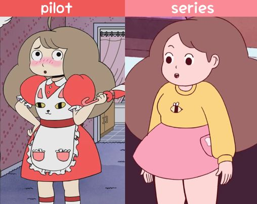 bee and puppycat concept art - Google Search
