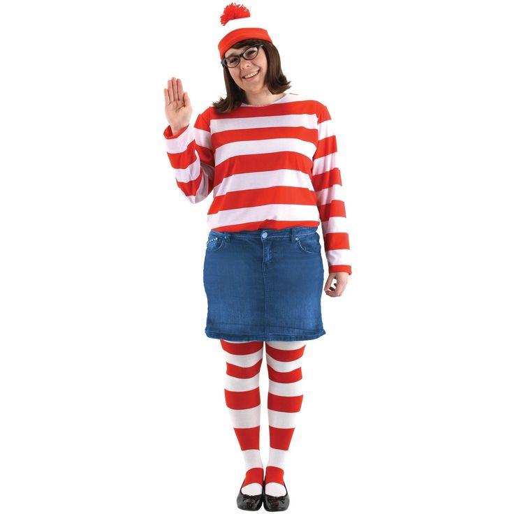 Where's Waldo Wenda Pls Sz Kit