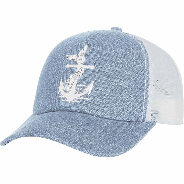 Billabong Girls Ohana Trucker Hat - Indigo