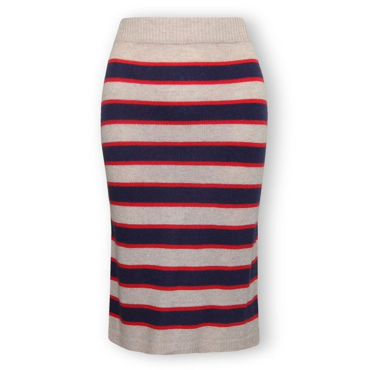 Holland Stripe Skirt