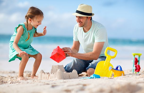 11 best kids on the beach images on pinterest beach for Best beach vacations in us for couples