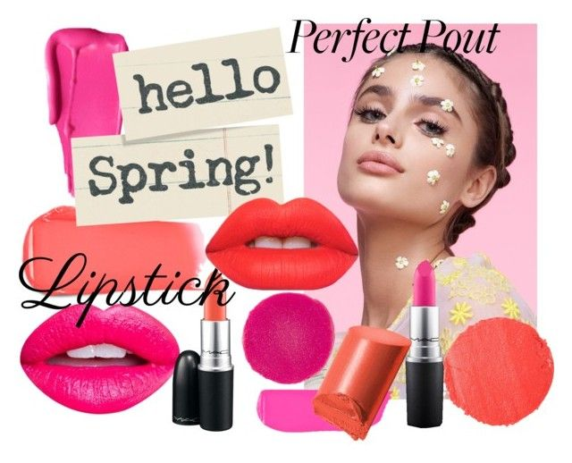 """Spring Lips"" by shtpshtp ❤ liked on Polyvore featuring beauty, Nevermind, Rossetto, MAC Cosmetics, Lime Crime, Tom Ford, Christian Louboutin and Bobbi Brown Cosmetics"