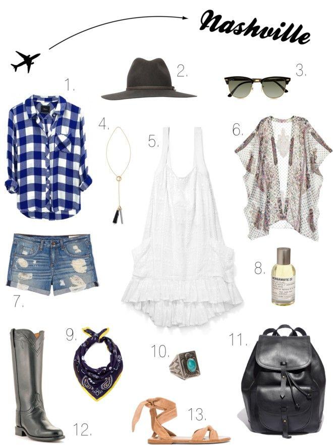 1. Rails shirt / 2. Rag u0026 Bone hat / 3. Ray-Ban sunglasses / 4. Madewell necklace / 5. Rebecca ...