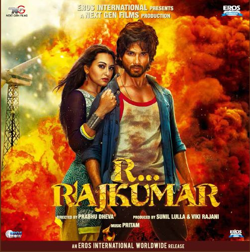 Buy R Rajkumar Movie DVD, VCD, Blu-ray and Audio CD at www.greatdealworld.com