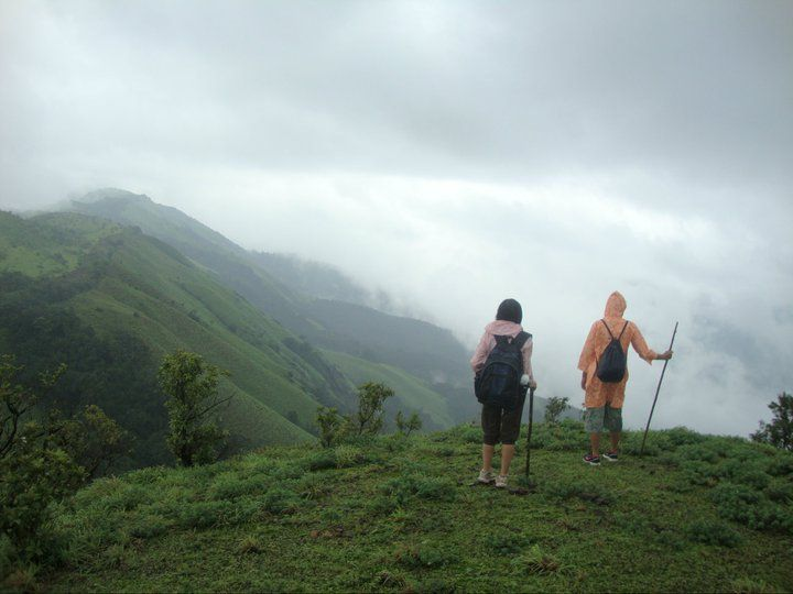 Mountains and Trekking coorg