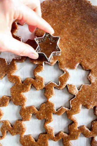 Gesunde Zimtsterne – vegan, glutenfrei, ohne raffinierten Zucker – de.heavenlynn …   – Weihnachten.