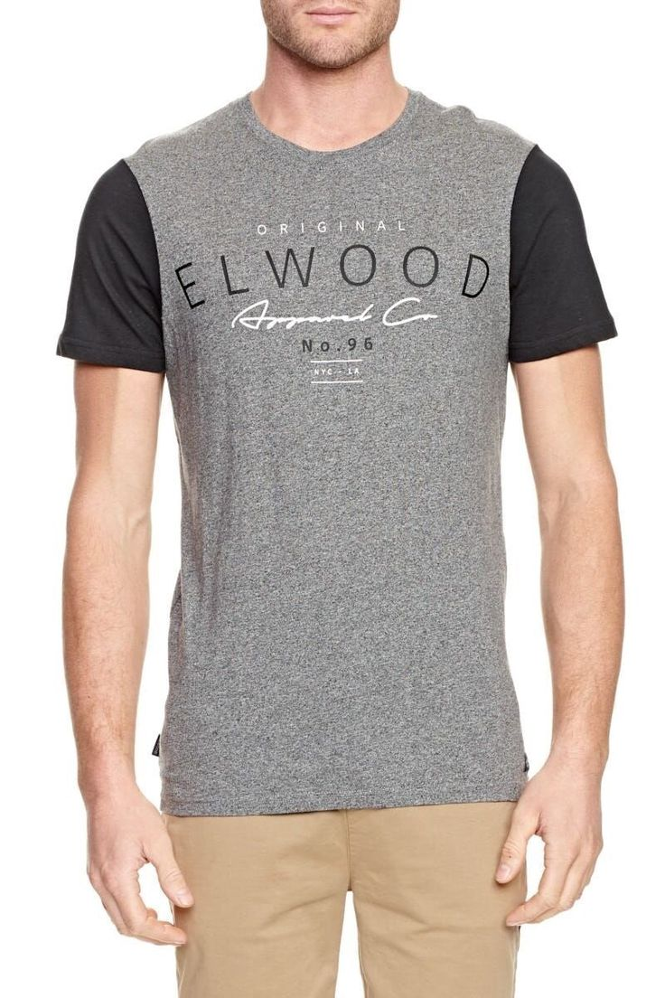 ELWOOD CLOTHING - Vintage Apparel Tee