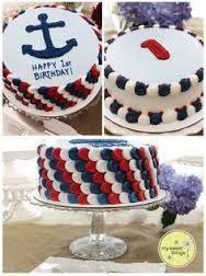 Resultado de imagen para nautical first birthday