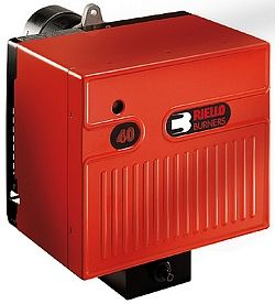 Riello 40 N Series One Stage Heavy Oil Burner Australia