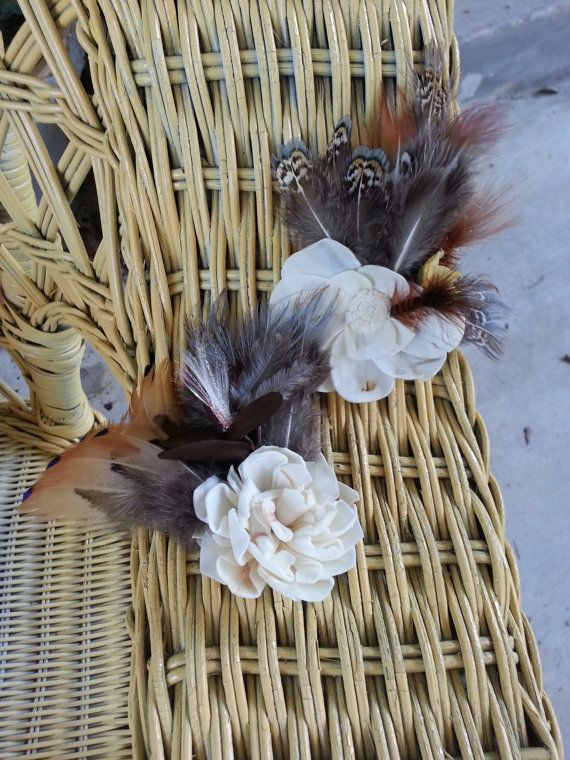 Fly Fishing Boutonnieres by KAArtisticEvents on Etsy, $18.00