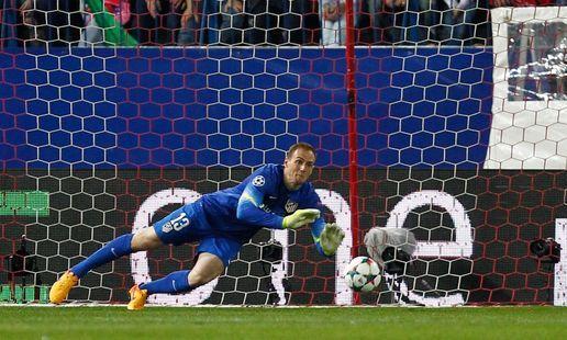 Real Madrid's Carlo Ancelotti praises Atlético Madrid goalkeeper Jan Oblak – video