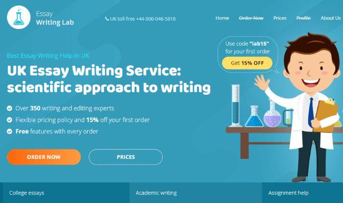 Help writing short essays