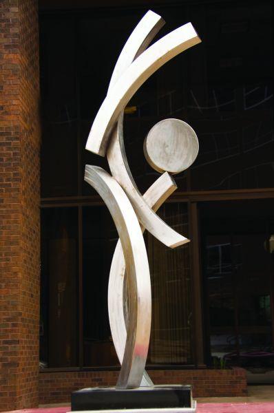 80 best Sculpture images on Pinterest Garden art, Garden - brunnen la sculptura