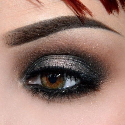 makeupbeautyBrown Eyes, Eye Makeup, Beautiful Boards, Smoky Eye, Smokey Eye, Bold Eye, Beautiful Eye, Beautiful Things, 30 Eyeshadows