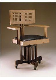 """Larkin Building Executive Chair"", Frank Lloyd Wright, 1904, USA"