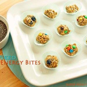 Chia Seeds: Health Benefits and Energy Bites