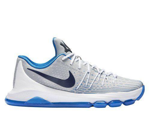 Nike KD 8 VIII Kevin Durant Home 749375-144 Basketball Shoes #Nike #BasketballShoes