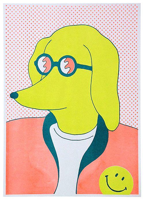 Artist illustrator Hisashi Okawa