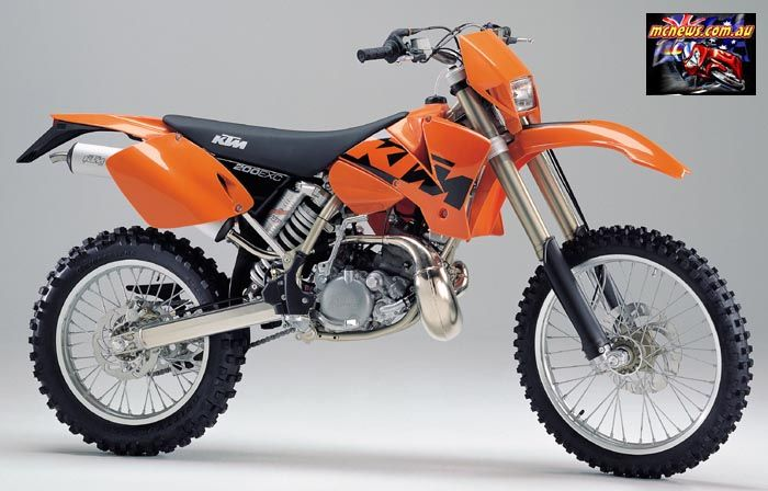 KTM 200 EXC my next bike! Yes I'm moving from Honda to ktm folks...