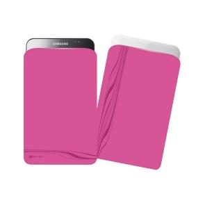 Husa Cellularline BKCLEANSLGTABP Pink pentru Samsung Galaxy Tab P1000