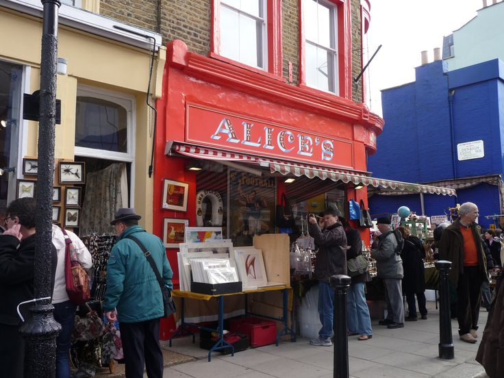 The beauty of Portobello Market #London