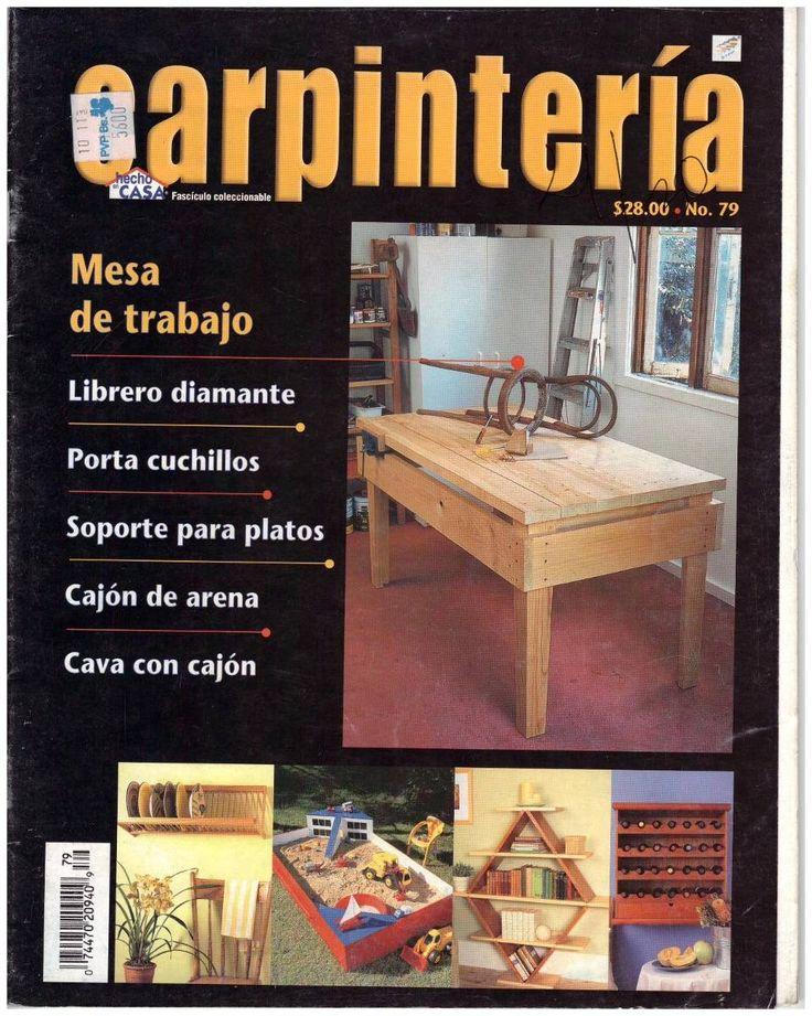 revista hecho en casa carpinteria - Buscar con Google