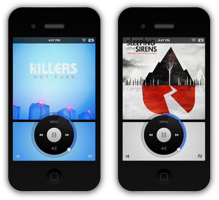 mobile music player
