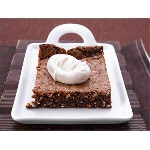Nopea ja hyvä Brownie-resepti