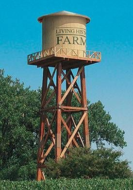 1000 images about water towers on pinterest water tower for Farmhouse tower