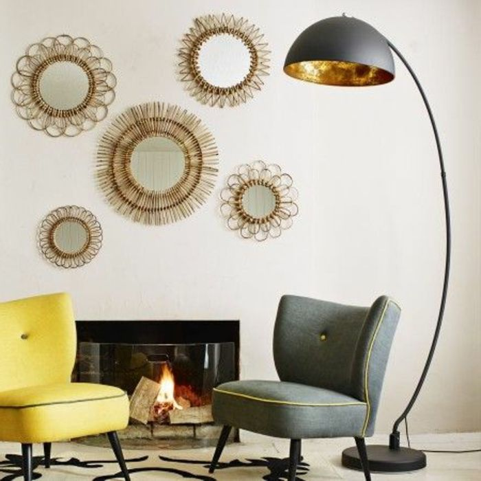 Savourez la beaut de la lampe arc en 50 images - Photographie decoration murale ...