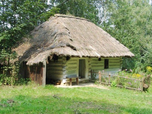 Sądecki Park Etnograficzny. Biedniacka chałupa Pogórzan.  http://www.malopolska24.pl/index.php/2014/03/w-7-dni-dookola-sadecczyzny-sadecki-park-etnograficzny/