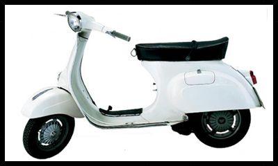 """1 VESPA 125CC PRIMA ET3 DE 1968Modèle qui est apparu de 1967 à 1983.  - Caractéristiques commerciales de l'époque VESPA 125cc """"Primavera"""" : Moteur 2 temps à refroidissement à air forcé - Piston à t&@234te plate - Cylindrée exacte : 121,17 cc - Alésage x Course : 55 x 51 mm - Carburateur 19 mm - Allumage par volant magnétique - Boite 4 vitesses - Freins à tambour Av. 125mm et Ar. 150 mm - Pneus Av et Ar 3.00 x 10"""