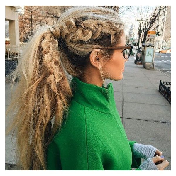 Best 25+ Cute ponytail hairstyles ideas on Pinterest ...